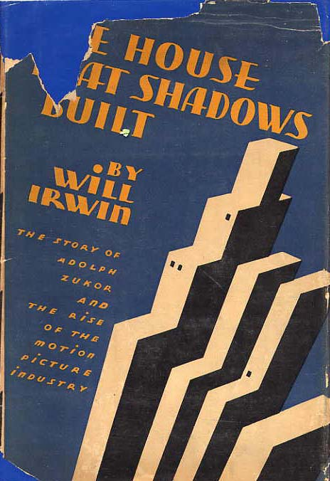 Image for The House That Shadows Built