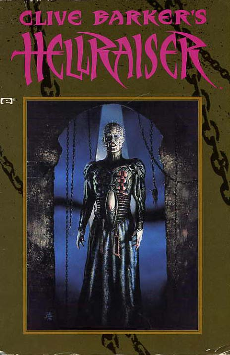Image for Hellraiser Collection. Vol. 1