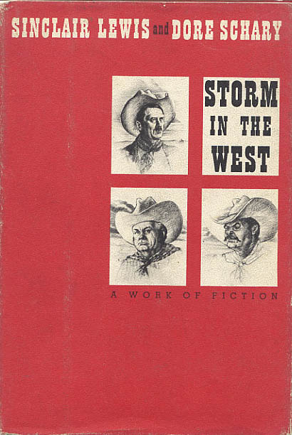 Image for Storm In The West