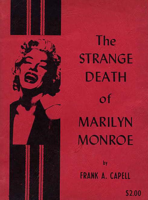 Image for The Strange Death Of Marilyn Monroe