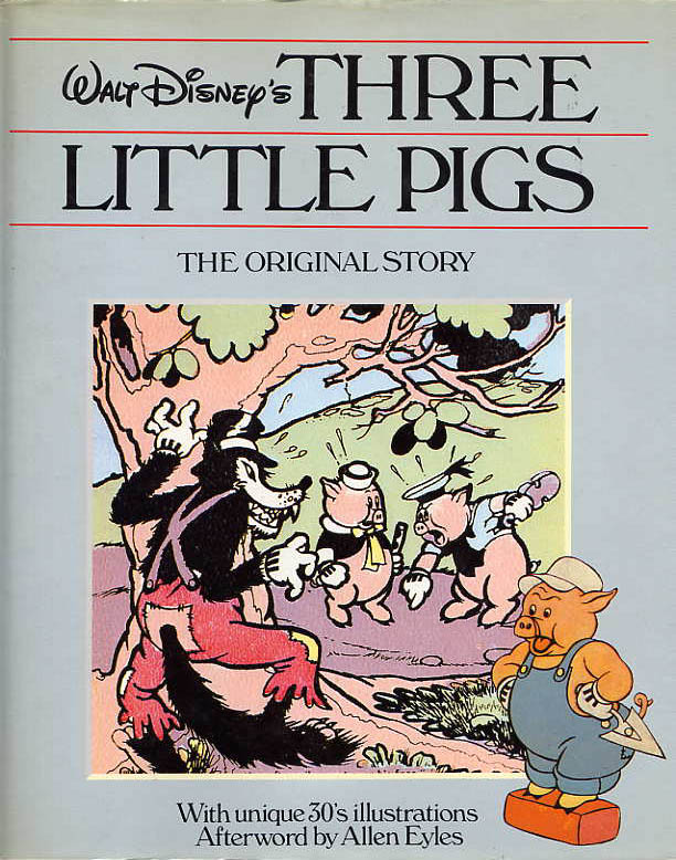 Image for Three Little Pigs. The Original Story
