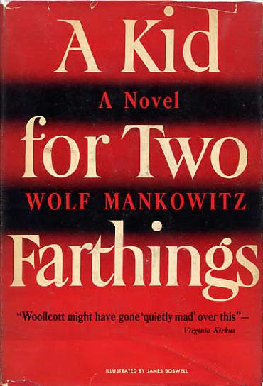 Image for A Kid For Two Farthings