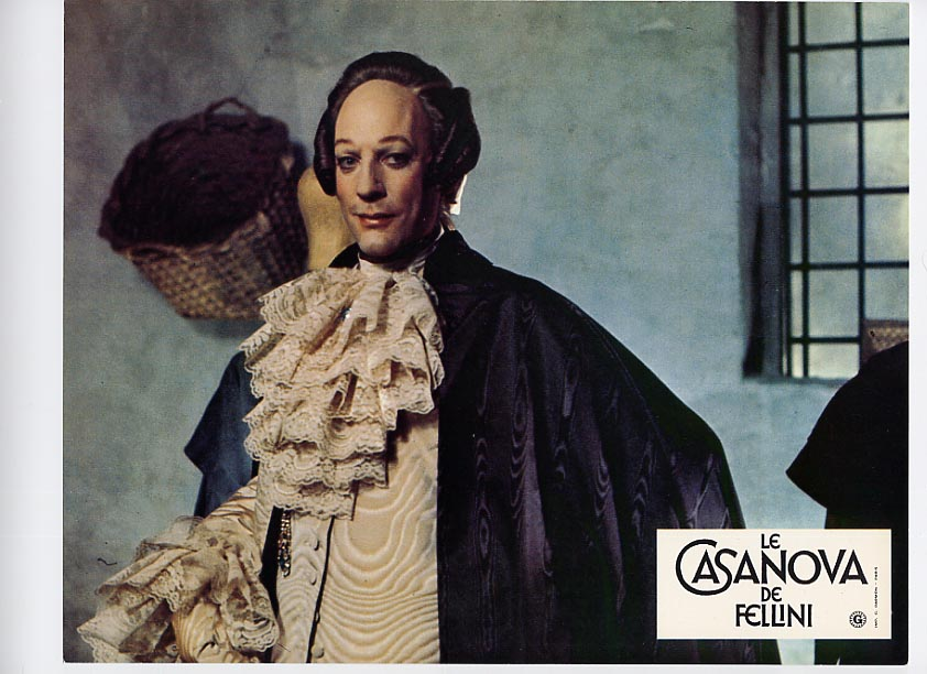 Image for Casanova Lobby Card Set