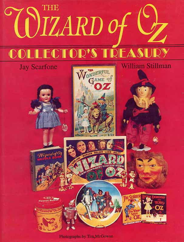 Image for The Wizard Of Oz Collector's Treasury.