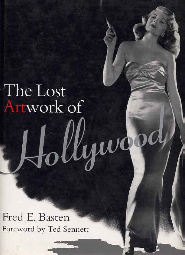 Image for The Lost Artwork Of Hollywood.