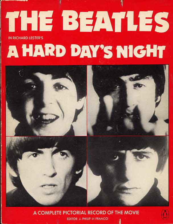 Image for A Hard Days Night. A Complete Pictorial Record Of The Movie
