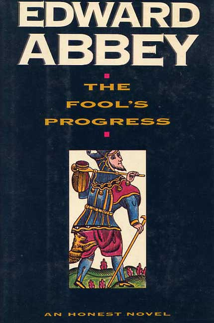 Image for The Fool's Progress.