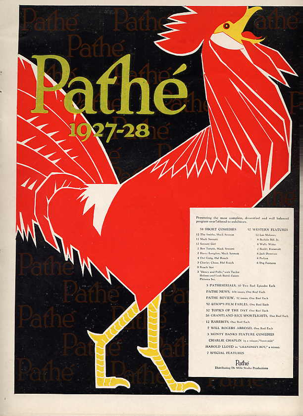 Image for Pathe. 1927-28