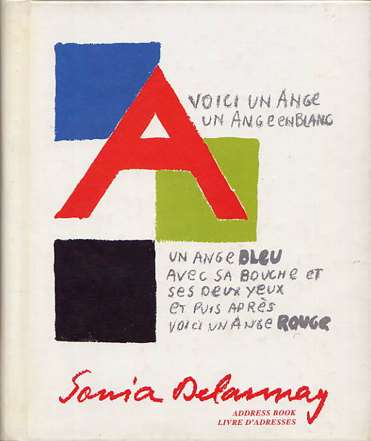 Image for Sonia Delaunay Address Book