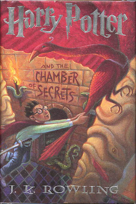 Image for Harry Potter And The Chamber Of Secrets.