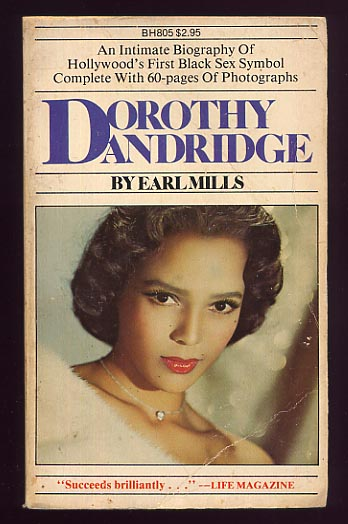 Image for Dorothy Dandridge A Portrait In Black.