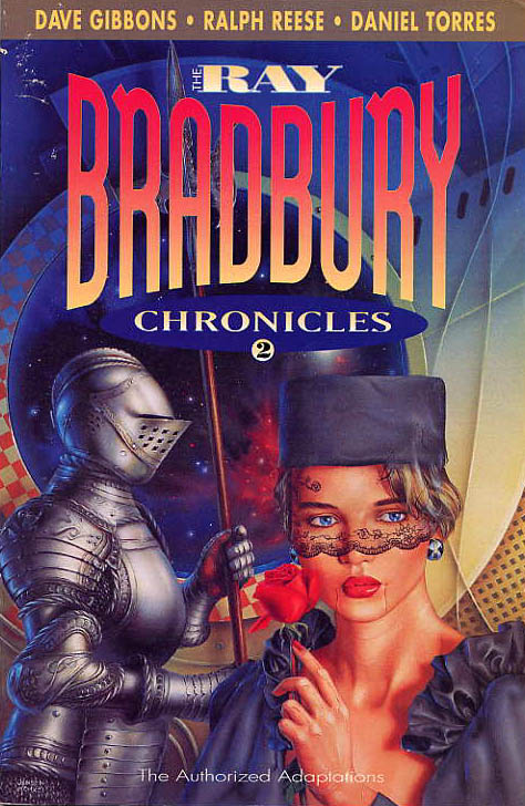 Image for The Ray Bradbury Chronicles 2