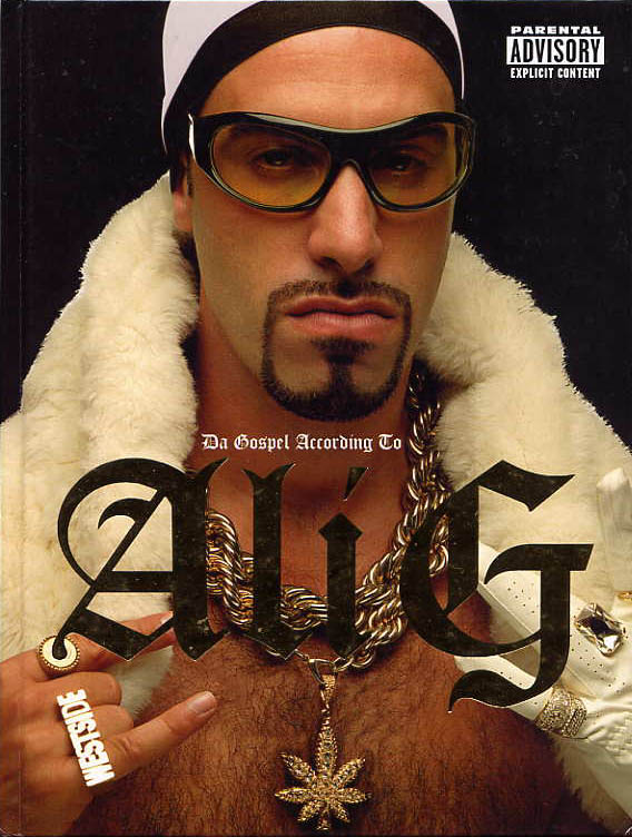 Image for The Gospel According To Alig