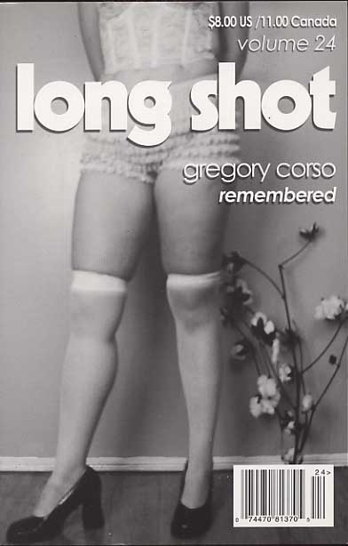 Image for Gregory Corso Remembered