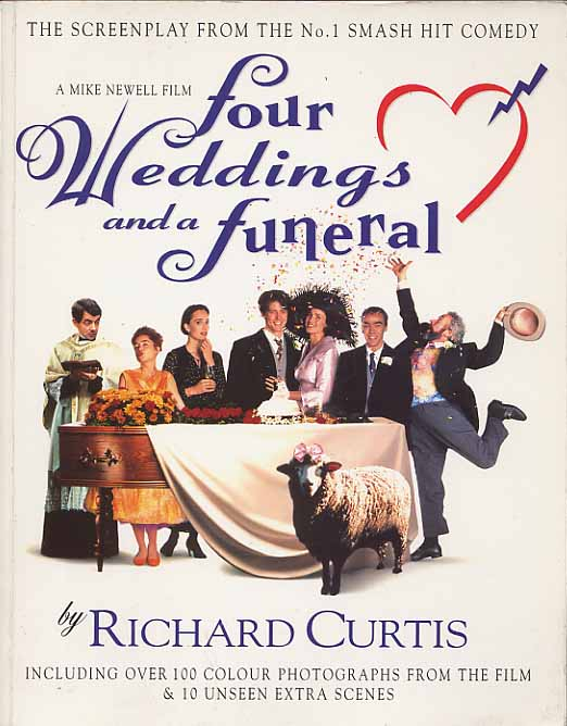 Image for Four Weddings and a Funeral