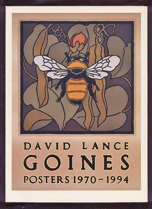 Image for David Lance Goines Posters 1970-1994