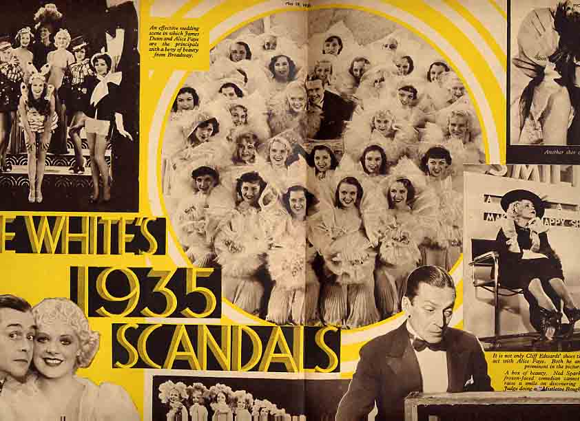 Image for George White's 1935 Scandals