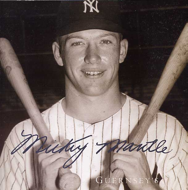 Image for Mickey Mantle Auction Catalog