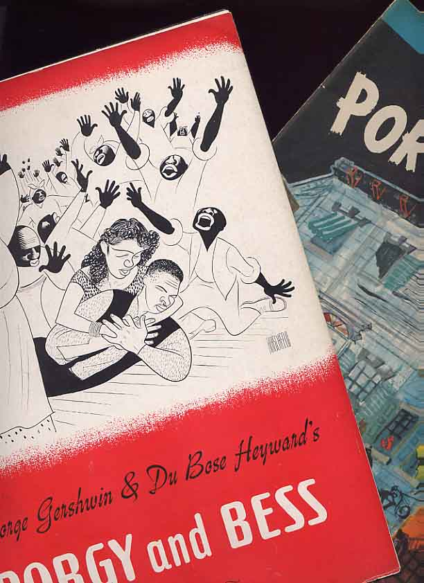Image for Porgy and Bess Theatrical & Movie Souvenir Programs