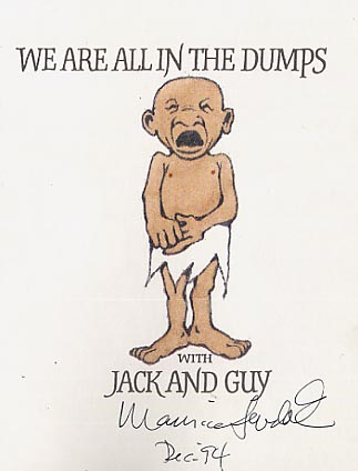 Image for We Are All In The Dumps With Jack And Guy