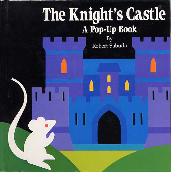 Image for The Knight's Castel A Pop-Up Book