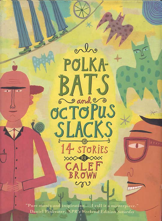 Image for Polka-Bats and Octopus Slacks 14 Stories