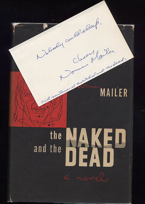 Image for The Naked And The Dead