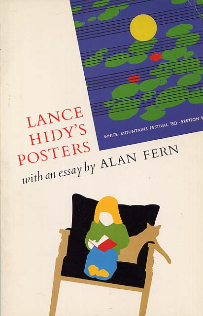 Image for Lance Hidy's Posters