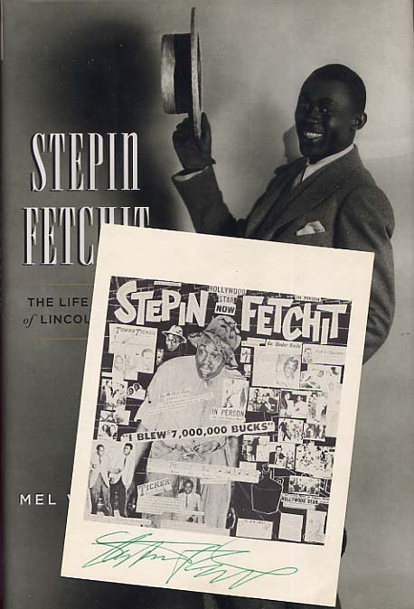 Image for Stepin Fetchit The Life And & Times Of Lincoln Perry.