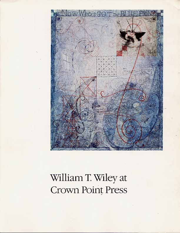 Image for William T. Wiley At Crown Point Press