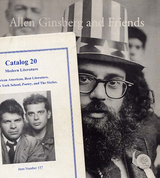 Image for Allen Ginsberg and Friends
