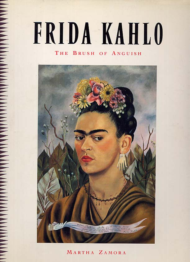 Image for Frida Kahlo the Brush of Anguish