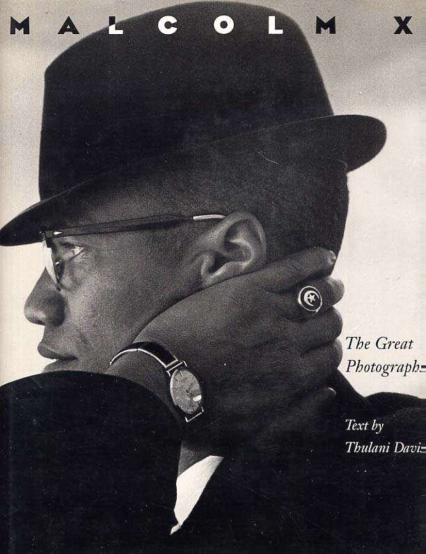 Image for Malcolm X The Great Photographs