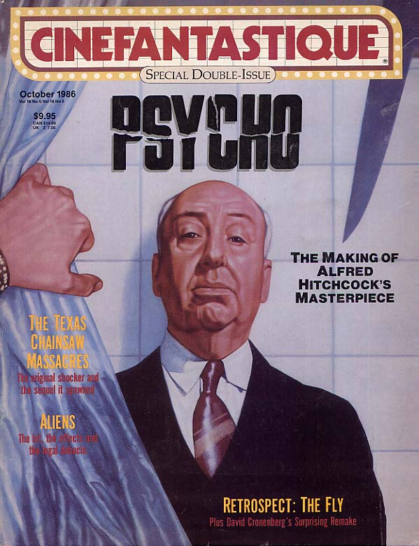 Image for Psycho the making of Alfred Hitchcock's Masterpiece