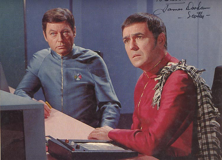 Image for Star Trek VI: The Undiscovered Country Preview Program with Signatures