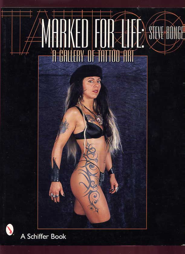 Image for Marked for Life: A Gallery of Tattoo Art
