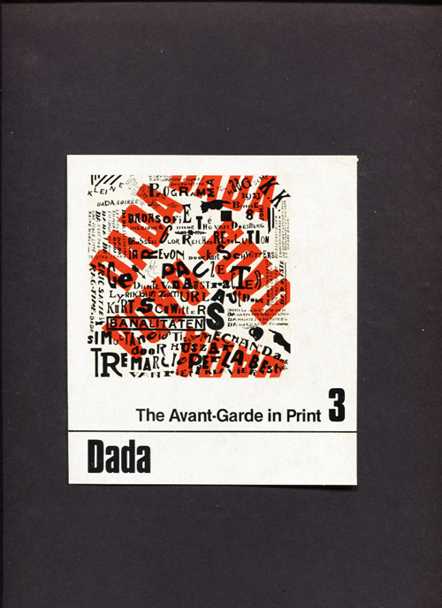 Image for Dada The Avant-Garde In Print Vol. 3