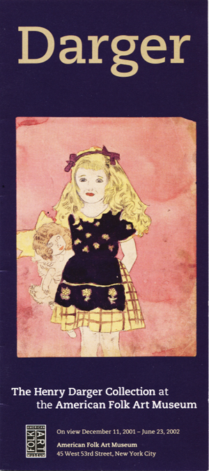 Image for The Henry Darger Collection at the american Folk Art Museum