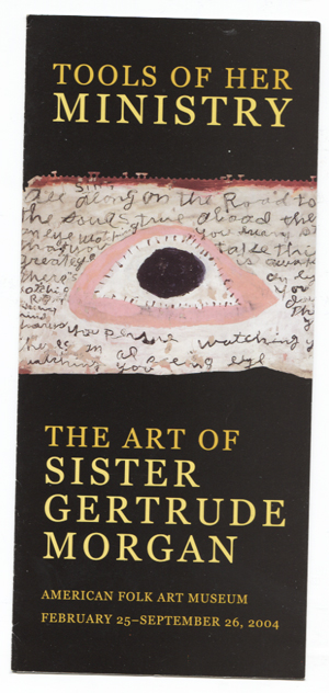 Image for The Art Of Sister Gertrude Morgan