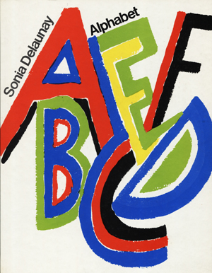 Image for Sonia Delaunay Alphabet