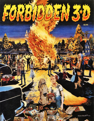 Image for Forbidden 3-D