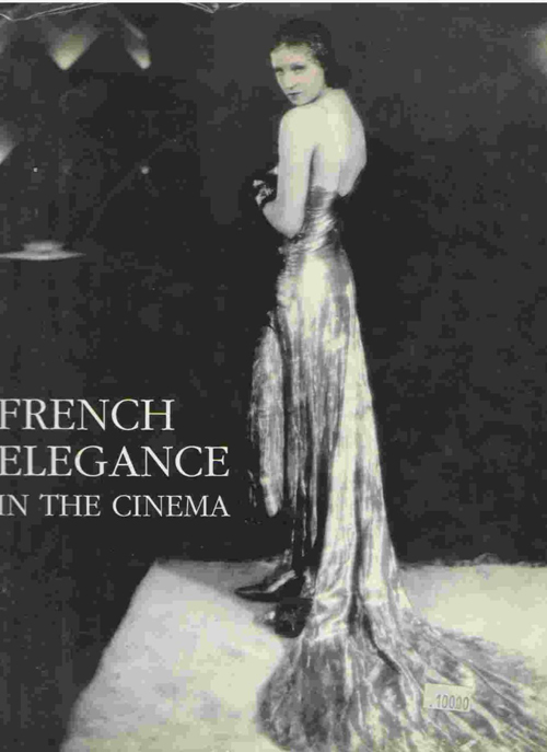 Image for French Elegance in the Cinema