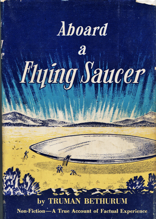 Image for Aboard a Flying Saucer