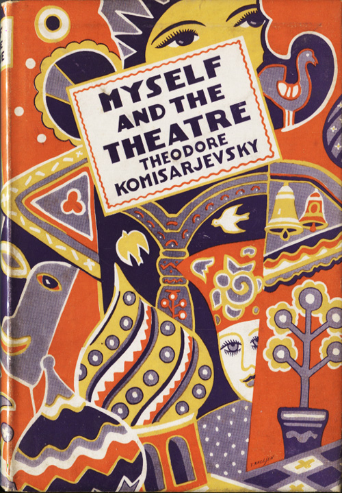 Image for Myself and the Theatre