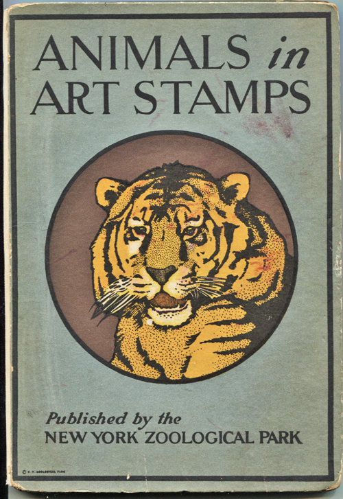 Image for Animals in Art Stamps