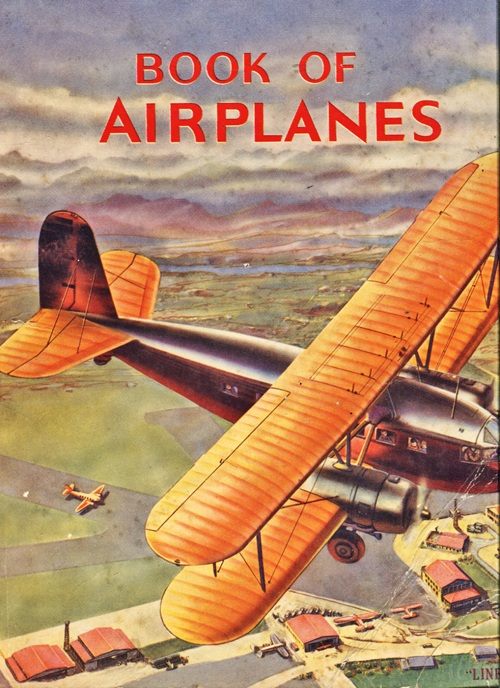 Image for Book of Airplanes