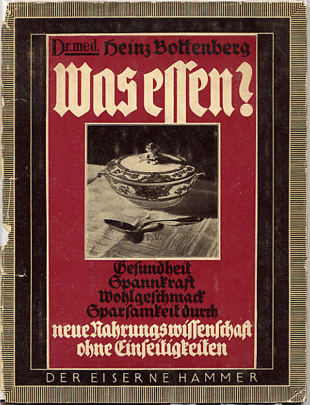 Image for Was Essen? (What To Eat?)