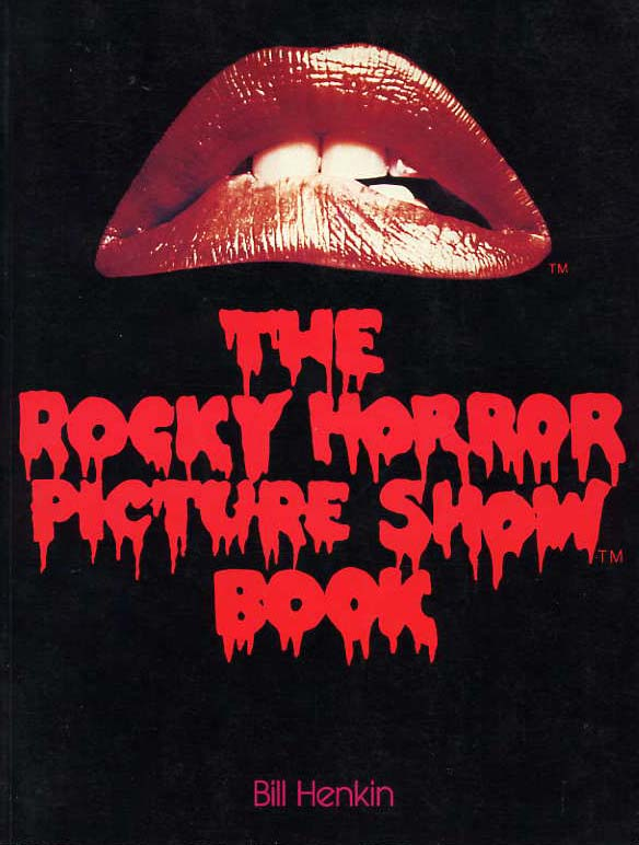 Image for The Rocky Horror Picture Show Book