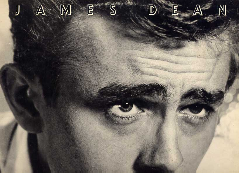 Image for James Dean. Original Soundtrack Excerpts, Dialog And Music From James Dean's 3 Greatest Performances