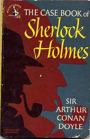 Image for The Case Book Of Sherlock Holmes.